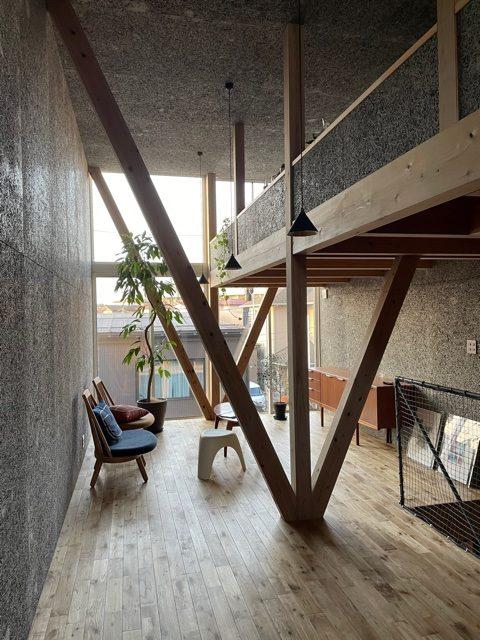 仙台 設計事務所 双葉ケ丘の家
